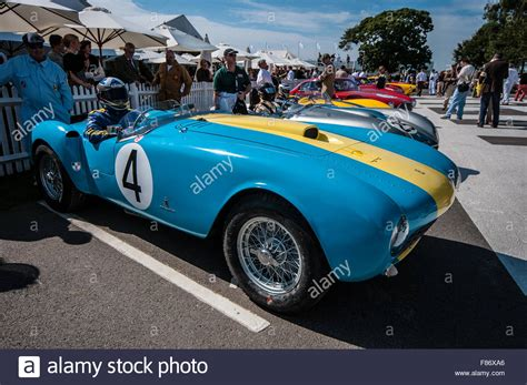 tom shaughnessy 375 mm pinin farina spyder owned by tom