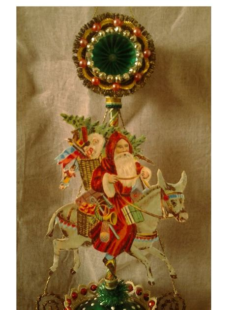 victorian style christmas ornaments images