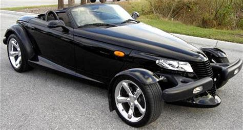 chrysler plymouth prowler photos & pictures of black prowler