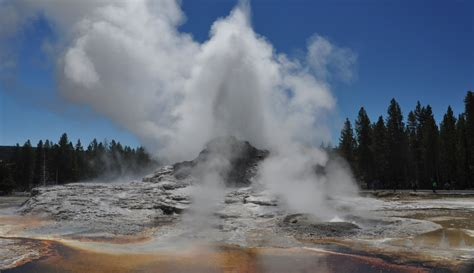 yellowstones supervolcano  erupt  faster   thought bgr
