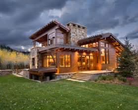modern rustic home plans