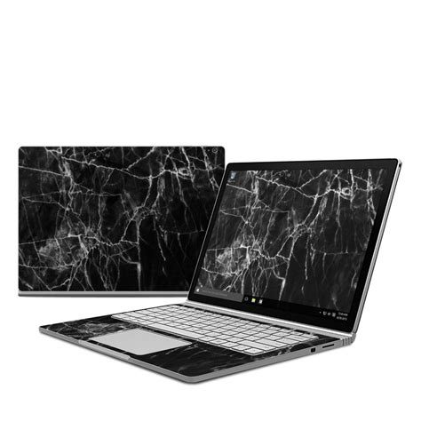 Original Sticker 4in1 Skin Guard Protector Apple Macbook Pro 3 microsoft surface book skin black marble by marble collection decalgirl