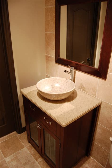 small travertine bathroom eden bath s003bt h small vessel sink bowl honed beige