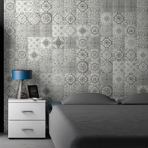 Wall Decoration 20cm X 20cm House nikea grey 20cm x 20cm wall tile