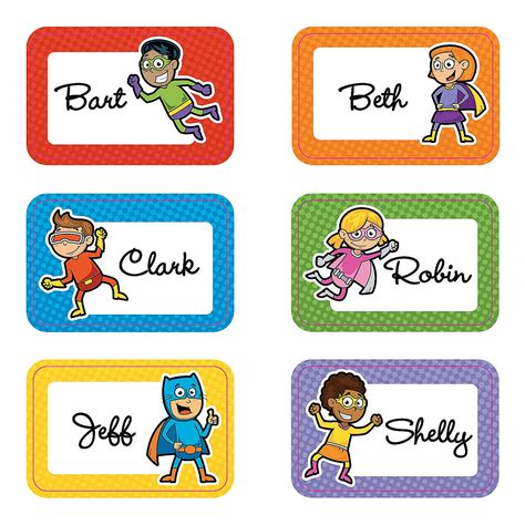 Etiketten Namen by Name Tags Labels Trading