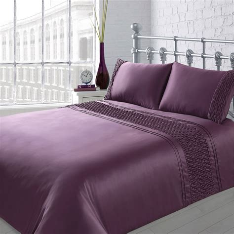 bailey rouche duvet set bedding b m