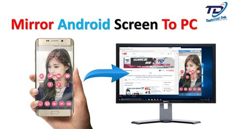 android screen mirroring to pc mirror your android screen to pc your mobile from pc 2