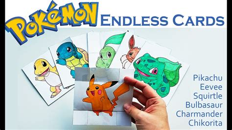 endless card template pdf hattifant evolution endless cards papertoy