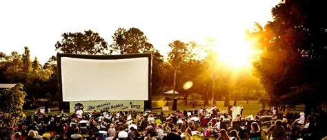 Sunset Cinema Botanic Gardens Imb Sunset Cinema Wollongong Wollongong Eventfinda