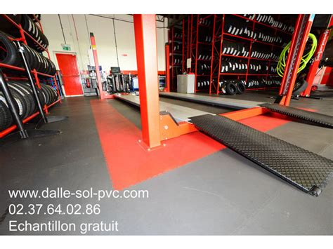 Revetement Sol Pvc Garage by Revetement Dalle Sol Garage Atelier Contact Dalle Sol