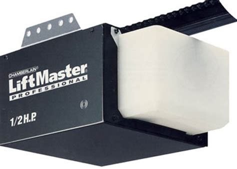 liftmaster professional garage door opener liftmaster garage door opener hac0