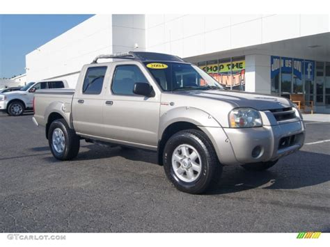 2004 granite metallic nissan frontier sc crew cab 4x4 71132182 gtcarlot car color galleries