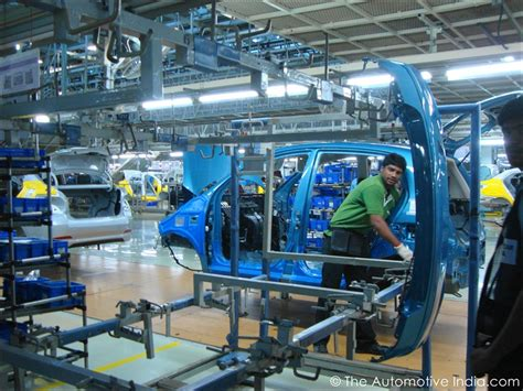 Hyundai Chennai Plant Career The Of Hyundai Cars In Chennai Plant Tour