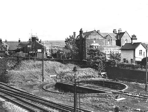 1960 House Disused Stations Chinley Station 2nd Site