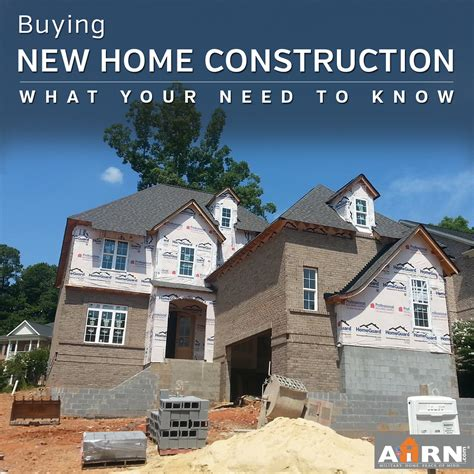 what to know when building a house what you need to know when buying new home construction