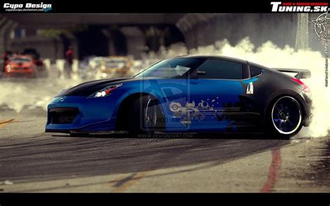 nissan 370z drift wallpaper pin nissan 370z drift car on pinterest