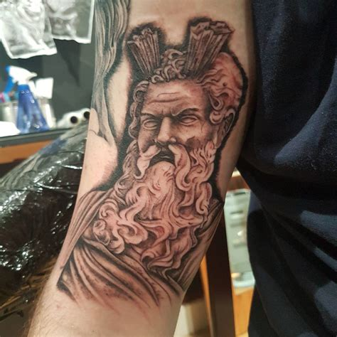 greek tattoo 85 ancient god mythology tattoos symbols