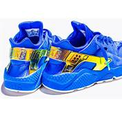 Nike Huarache Lowrider Blue Crenshaw  Sole Collector