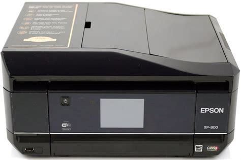 Printer Epson Xp 800 epson expression premium xp 800 ink cartridges