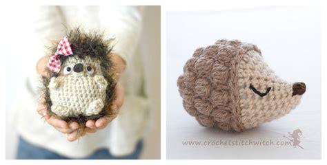 amigurumi hedgehog pattern crochet hedgehog amigurumi free patterns