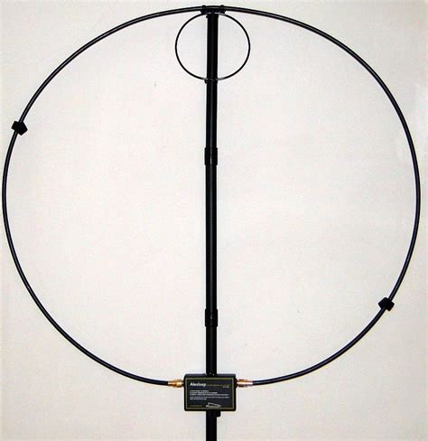 alexloop portable loop antenna wifi umts 3g gsm antennas radio antenna coaxial