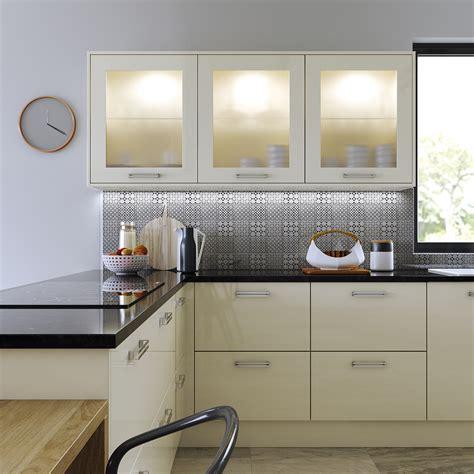 Zola Kitchen by Zola Gloss Ivory Kitchen Solutions Kilkenny