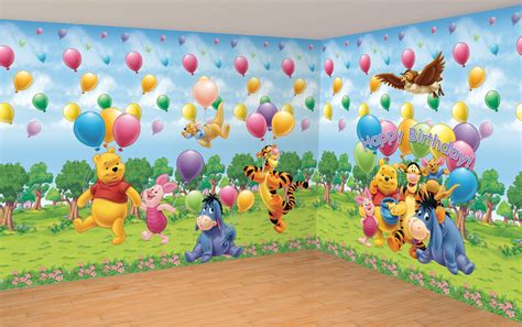 winnie the pooh bedroom wallpaper kids bedroom winnie the pooh kid wallpaper decor ideas for kid room design