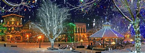 leavenworth washington christmas cascade farmlands