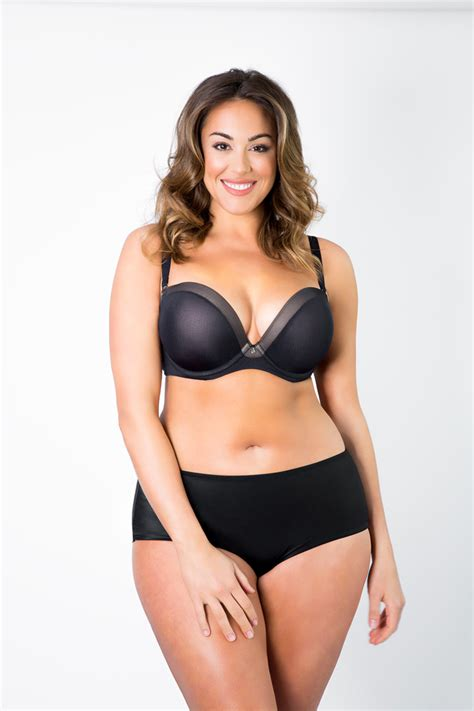 Top Xl Dont Look curvy couture fashion solutions sheer sensations curvy