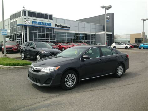 2012 Toyota Camry Performance Parts 2012 Toyota Camry Le For Sale 2012 Toyota Camry Le Used