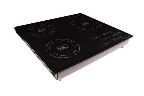 Cooking On Induction Cooktop - true induction 3 burner counter inset energy efficient
