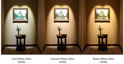 About Ecoshine Difference Between Cool White And Warm White Led Lights