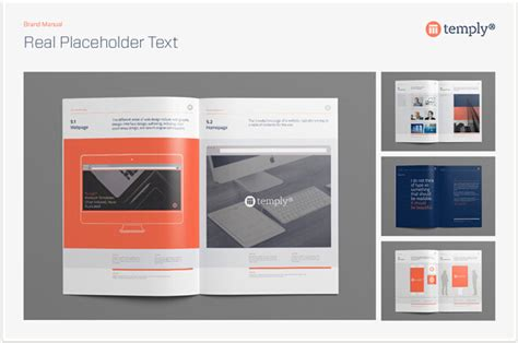 user manual design template 10 professional brand manual templates to promote brand