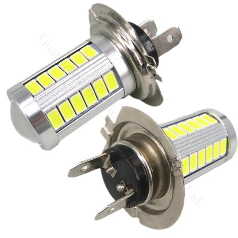 h7 len wljh 2pcs car h7 l bulb led 5630 led xenon projector