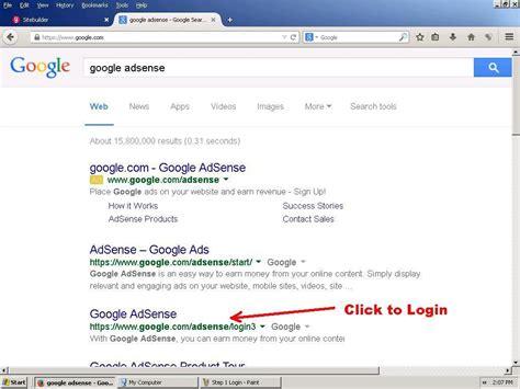 adsense zero clicks google adsense instruction page