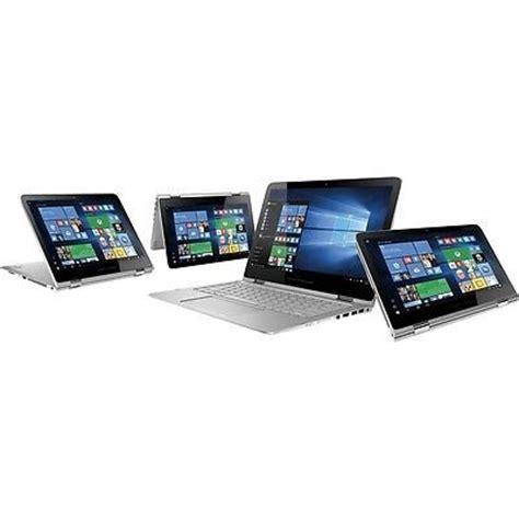 hp spectre x360 2 in 1 13.3 inch touch screen laptop