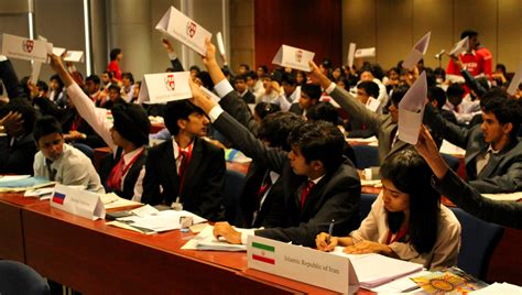 mun model united nations delegates at hmun india 2012 best delegate