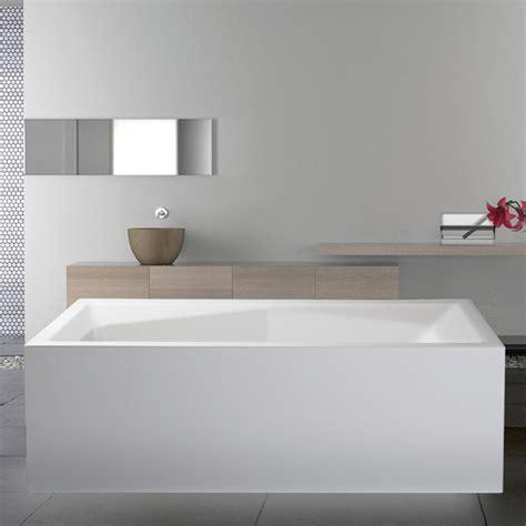 badewanne rechteckig mauersberger duoformis freistehende rechteck badewanne