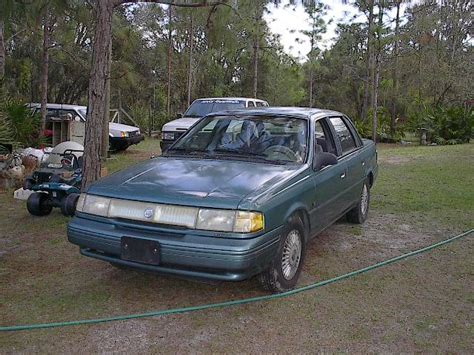 manual cars for sale 1991 mercury topaz regenerative braking mercury topaz gs