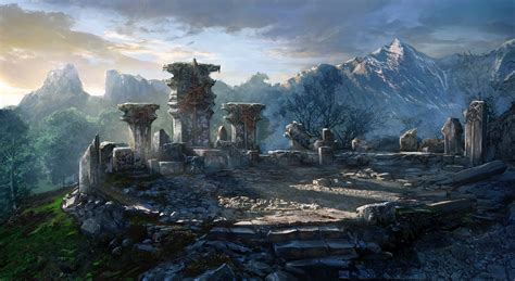 the witcher 3 wild hunt landscape the witcher 3 wild hunt full hd wallpaper and background
