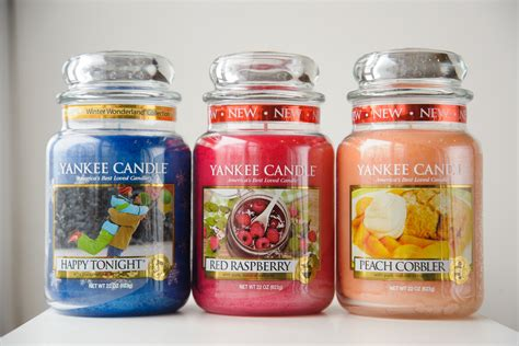 candele yankee yankee candles and candles on