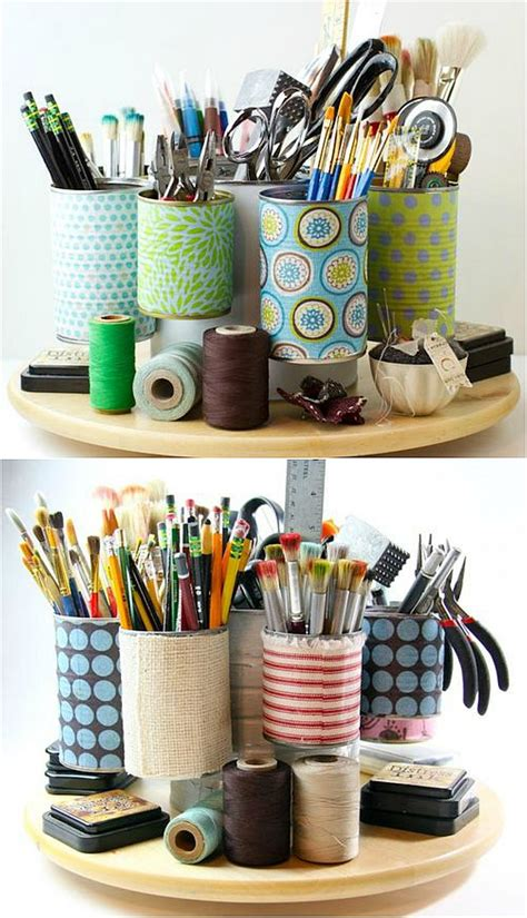 Recycled Home Decor Projects by Tin Can Hacks And Diy Ideas The 36th Avenue