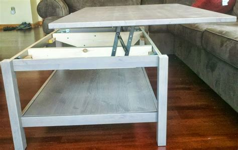 5 Gray To Lift Up Your Day by Table Basse Relevable Ikea Avec Hemnes