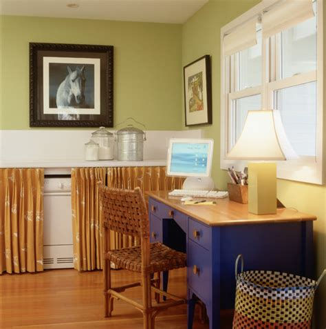 Home Office Design Minneapolis How To Create An Office In A Laundry Room At The Picket