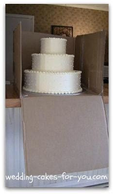 How To Transport A by Transporting Wedding Cakes