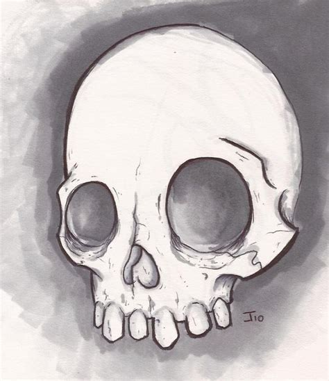 simple skull tattoos 25 best ideas about skull sketch on skull