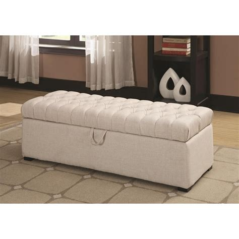white fabric bench white fabric storage bench steal a sofa furniture outlet
