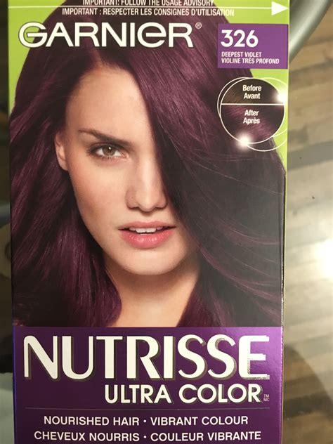 garnier nutrisse ultra color reviews in hair colour