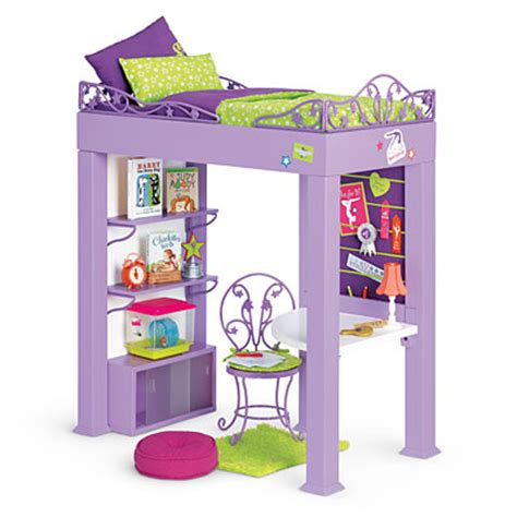mckenna s loft bed set american girl wiki