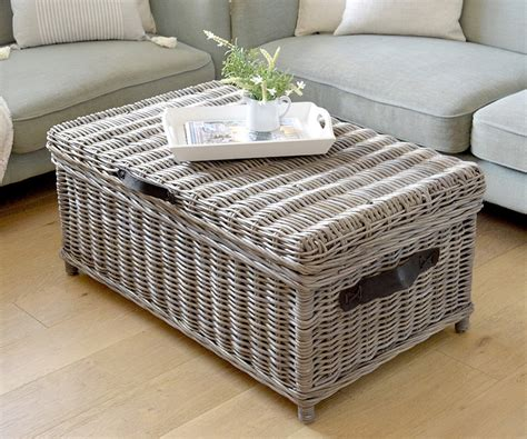rattan trunk coffee table coffee table coffee tables rattan trunk coffee table